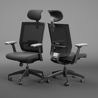 3d 3d model office furniture models turbosquid rh turbosquid com