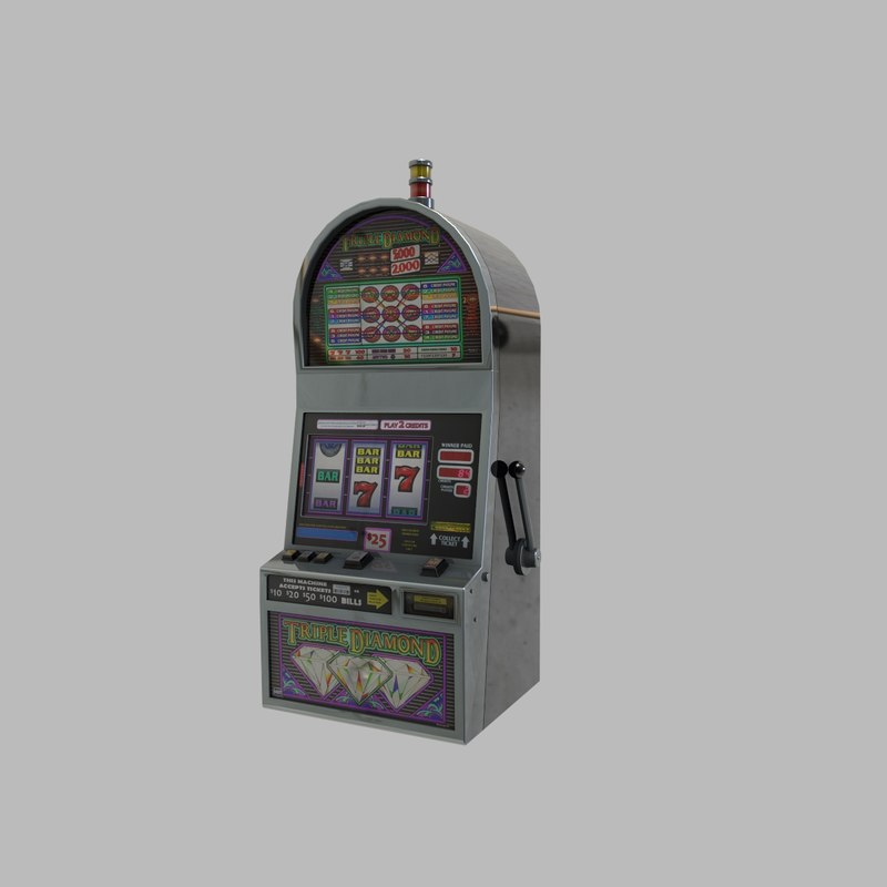 slot machine casino model