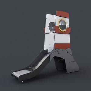 slide playground model