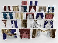 Curtains - 21 pieces-part-2
