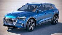 Audi e-tron 2020 regular mirror