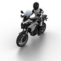 Ducati Multistrada 950 2017 Biker