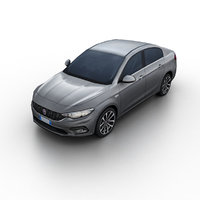 2017 fiat tipo sedan 3D
