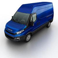 2016 iveco daily van model