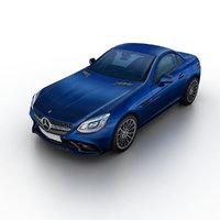 Mercedes-Benz AMG SLC 300 2016