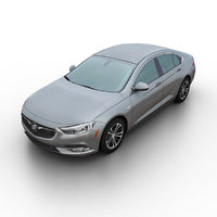 2018 buick regal sportback model