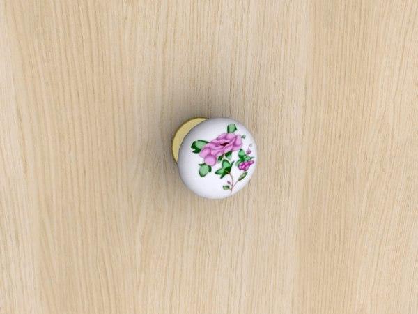 knob handle 3D model