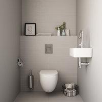 toilet plant 3D model