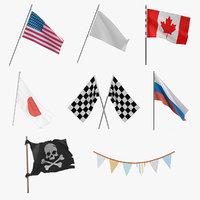 flags 2 model