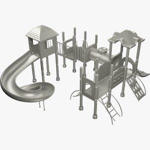 playground play ground model