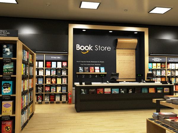 book store model