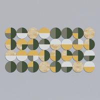 3D uconcept decorative panel model