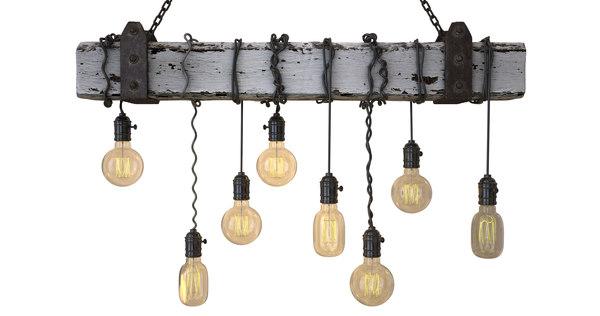 3D timber light