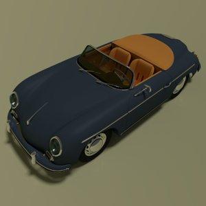 car 1956 3D model
