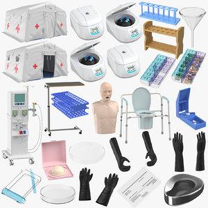 medical 04 3D model