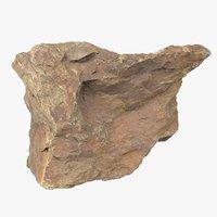 Scanned Cliff Rock 45