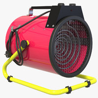 3D blower radiator