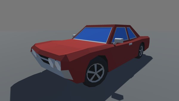 car ready mobile games 3D model