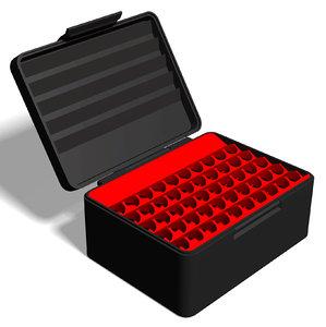 3D ammo box 300 wsm