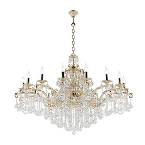 3D chandelier forli e 1