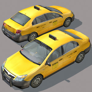 nyc taxi cars city lwo