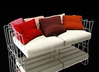 hoop sofa model