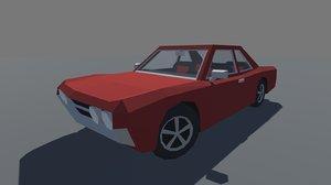 3D car interior ready mobile