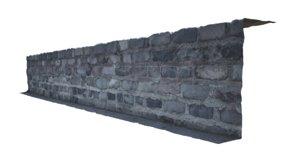 scan wall 3D model