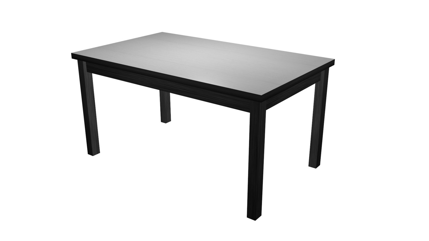 coffee table furniture 3D