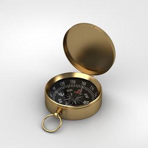 3D compass