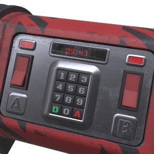 3D heavy bomb