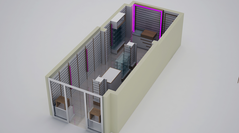 bujiteri 3D model