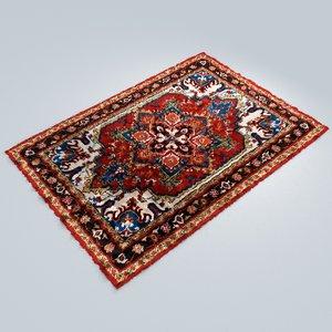 carpet styles original vector 3D