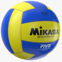 3D model real volley ball