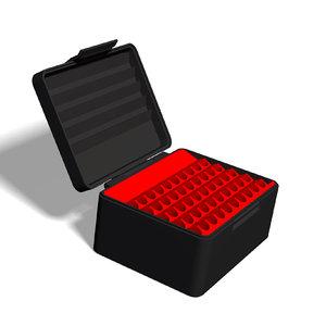 3D ammo box 6 mm