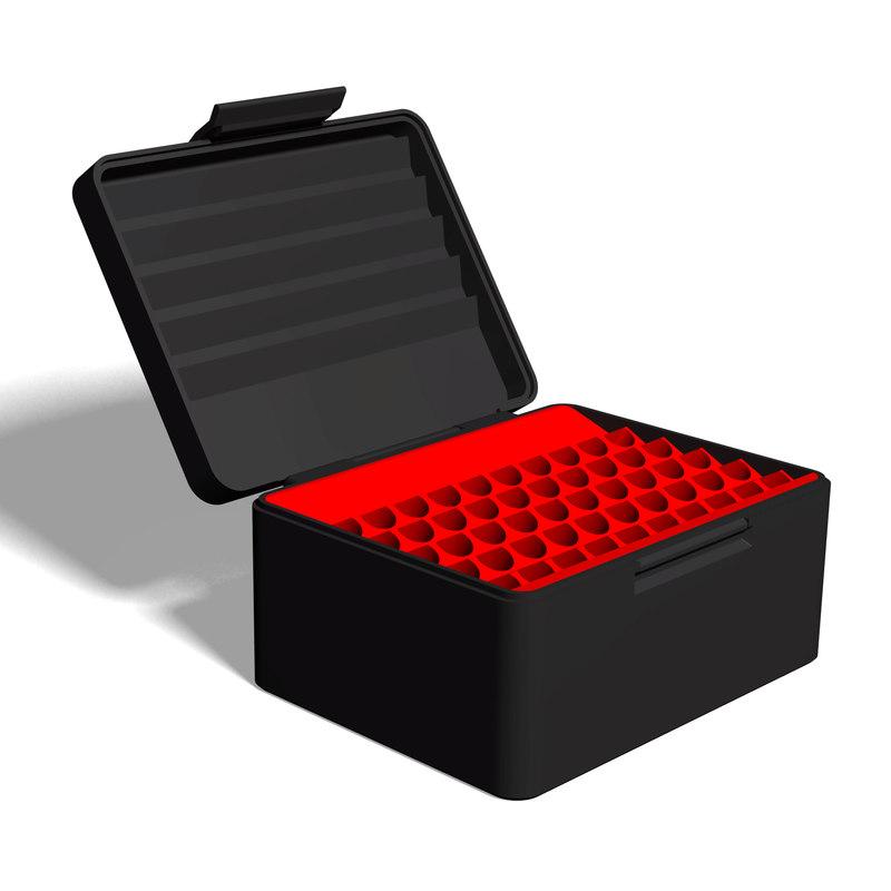 box 6 5 mm 3D model