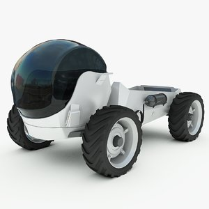 multipurpose vehicle concept model