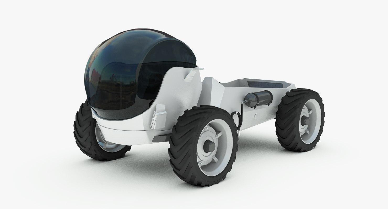 multipurpose vehicle concept model