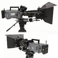 Cinema Camera model