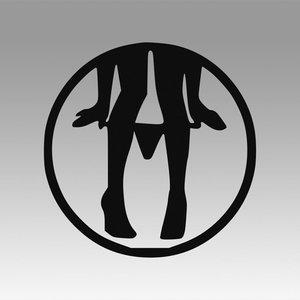 3D logo girl