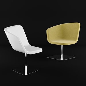 chair furniture 3D