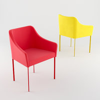 seating chair 3D model