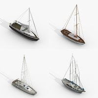 Sailboats Pack