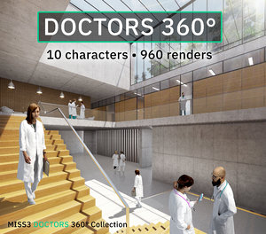Doctors Hospital 360 Collection