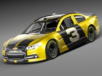 Chevrolet SS Nascar 2014-2016