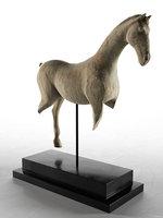 kisber cavalry horse fragment 3D
