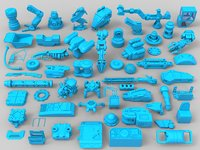 3D kit bashes - 56