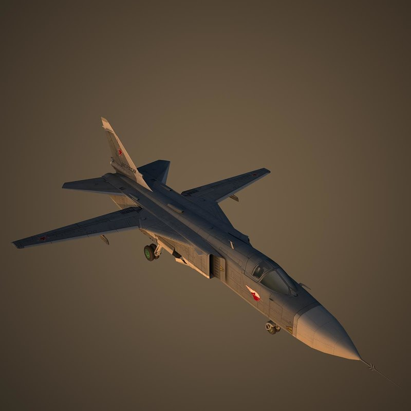 russian rus 3D model