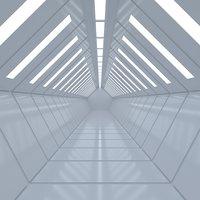 Sci fi corridor_1