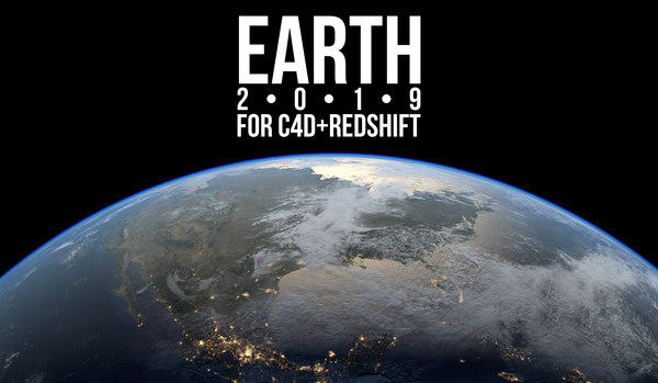 planet earth 2019 3D